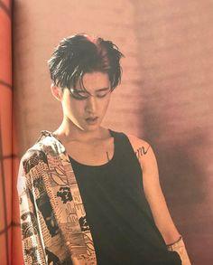 Kim Hanbin Ikon, Ikon Kpop, Yg Entertaiment, Ikon Wallpaper, Kim Jin, Papi, Bigbang, Photo Book, Bobby