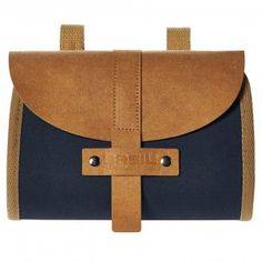 Basil Portland Women's Messenger Bike Bag (Navy)