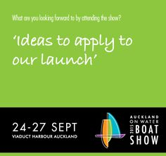 #Auckland_On_Water_Boat_Show  #AOWBS