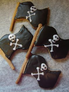For a pirate themed party