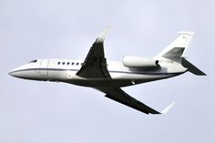 Dassault Falcon 2000LX VP-CAM
