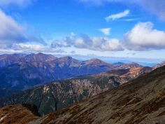 High Tatras - under Krivan peak High Tatras, Grand Canyon, Mountains, Nature, Travel, Voyage, Viajes, Grand Canyon National Park, Traveling
