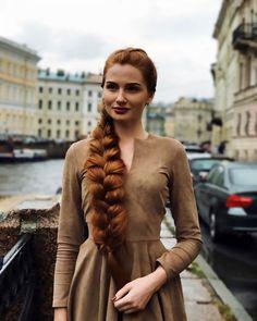 Najpiękniejsze włosy świata. Kiedyś cierpiała na łysienie, teraz doradza jak dbać o włosy