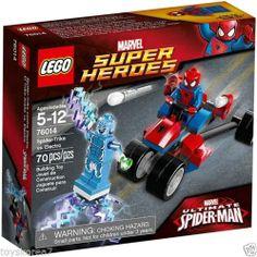 Marvel Universe Comic Packs Spider-Man Rhino figures TRU Hasbro plus grandes batailles