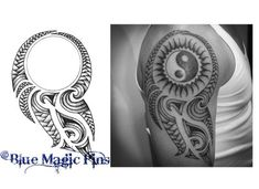 It can be use as a supplementation for circular tattoo on arm, leg, chest etc. You can check out finished cover tattoo here Tattoo artist: