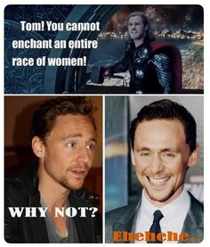 Tom no....yes