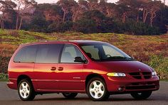 2000 Dodge Caravan (some were better than others)