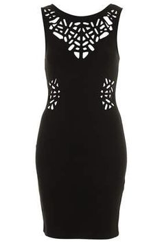 This dress is so edgy and fun I love it