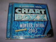 CHART BOXX WINTER EXTRA 2003 Musik CD 20 Songs Pop Rock Mix Samplersparen25.com , sparen25.de , sparen25.info
