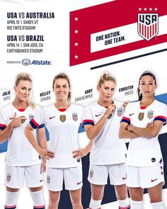 Usa Vs Australia, Best Jersey, Sports Graphics, One Team, First Nations, Soccer Players, Christening, Team Logo, How To Wear