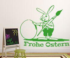 Osterhase Künstler Ostern