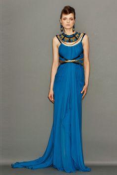 Marchesa gown for a queen of Meereen