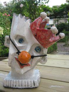Clown www.geadekwant.nl