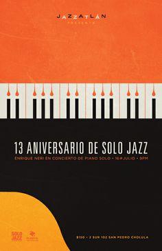 Jazzatlan Bar Branding