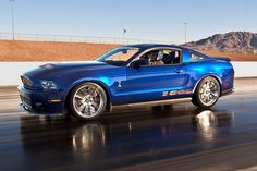 2013 Mustang Shelby 1000  - oh my....
