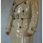 vinyl64 Girls Raincoat, Black Raincoat, Raincoat Outfit, Vinyl Raincoat, Pvc Raincoat, Plastic Raincoat, Capes, Pvc Trousers, Jackets