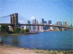 Cruzar el Puente de Brooklyn, una experiencia ineludible en Nueva York — CARPE DIEM TODAY