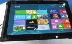Windows 8. En esta oportunidad se trata de la Lenovo ThinkPad Tablet 2