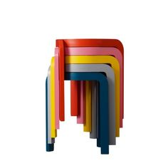 Spin Stool - New Colours    Brand: Swedese  Designer: Staffan Holm