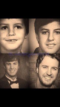 Luke Bryan ahhh....he ages perfectly. Can you imagine what he will look like in 10 years? OMG