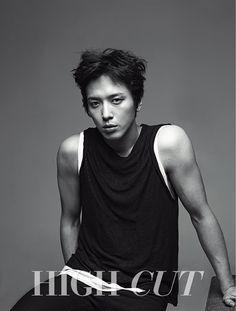 Yong Hwa - High Cut Magazine Vol.144