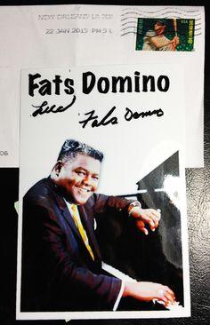 Fats Domino TTM