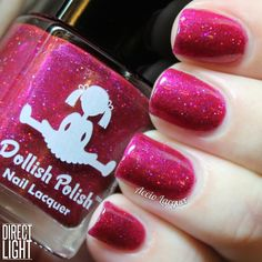 Dollish Polish - Seduce Me, part of the 2015 Fifty Shades Of Grey collection