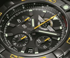 TimeZone : Industry News » N E W M o d e l s - Breitling Chronomat Jet Team American Tour Limited Editions