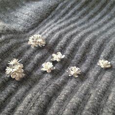 Semis de lotus #mysenparis #pins  #handmade #madeinfrance #bijouxcreateur