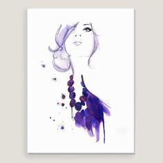 Glamorous Woman I Wall Art | World Market