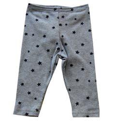 Monstar Kids Star legging. SIzes 00, 0 $12 Kid Rock, Size 00, Pajama Pants, Pajamas, Stars, Grey, Clothing, Kids, Fashion