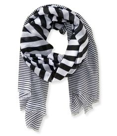 Nautical Striped Scarf from Aeropostale