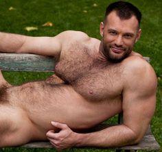 men australian Naked chested hairy