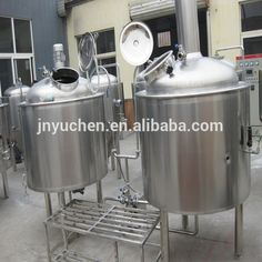 Source 3 bbl stainless steel beer production line for sale / micro brewery on m.alibaba.com