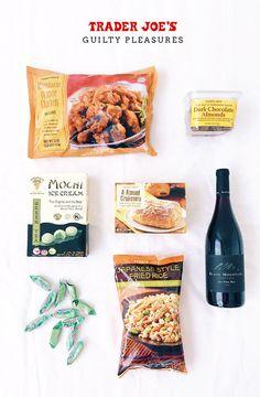 trader joe's favorites | designlovefest Trader Joes, Healthy Cooking, Cooking Recipes, Healthy Recipes, Asian Recipes, Healthy Foods, Yummy Recipes, Cooking Tips, Aldi Meal Plan