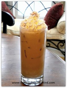Baileys & Kahlua Iced Coffee {alcohol-free version listed also}