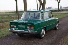 Alfa Romeo Giulia Ti - 1966