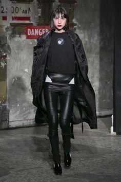 Look 16 FW1617 #neithnyer #hauntedseason #fashion #theonetowatch