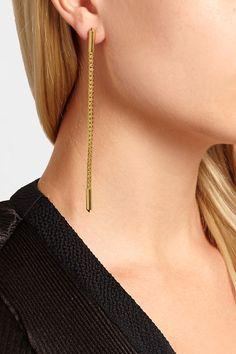 Bell-back fastening for pierced earsAs seen in The EDIT magazine