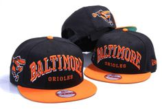 MLB Baltimore Orioles Snapback Hat (13) , for sale online  $6.9 - www.hats-malls.com