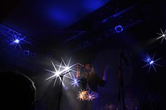 Perfect Alibi, Pink Floyd tribute band. (Star effect added after photograph was taken). 29/11/2014.
