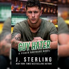 """154 Likes, 7 Comments - Kinky Girls Book Obsessions™ (@kinkygirlsbookobsessions) on Instagram: """"THIS. FREAKIN. COVER. 😍🔥 . Guy Hater: Coming October 9th . Frank is the oldest of the Fisher…"""""""