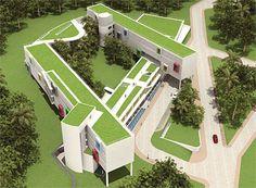 Escola Mínima Energia, no Rio de Janeiro, de Michael Laar e Jaime Kuck | aU - Arquitetura e Urbanismo