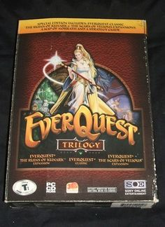 15 Best EverQuest images in 2014 | Videogames, Gaming, Video