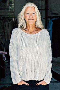 lifestylestudies: Iris von Arnim, The queen of cashmere,...