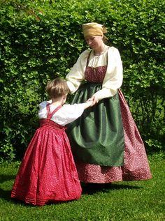 FolkCostume&Embroidery: Overview of the Folk Costumes of Europe, Karelia, Russia