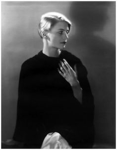 Lee Miller, 1931, photo by Man Ray