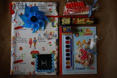 Party Perfect | Party Birthday: dick and jane birthday