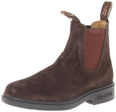 Cool Blundstone Women's Blundstone 065 Chocolate Suede Boot