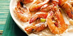 Pinoy recipes by Yummy.ph, the modern Philippine food magazine. An online database of easy meals every day for the Filipino who loves to cook and eat Easy Filipino Recipes, Filipino Food, Philippines Food, Pinoy Food, Entree Recipes, Prawn, Coconut Milk, Food Inspiration, Entrees